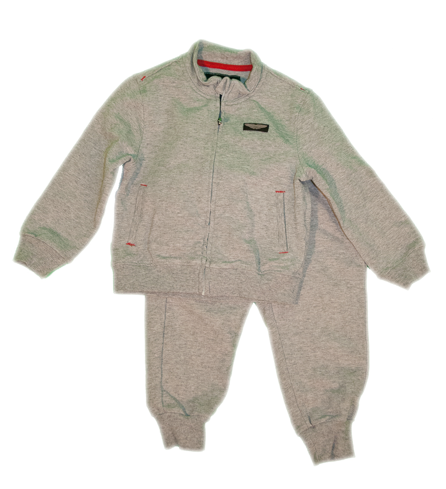 748118713 Second Hand Baby Boys Tracksuit | Aston Martin | Age 9-12 Months